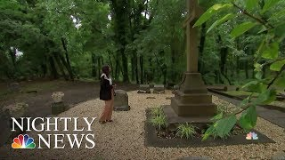 Recovering A Piece Of Black American History In Virginia | NBC Nightly News