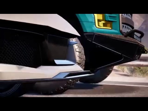 Need For Speed Comedy