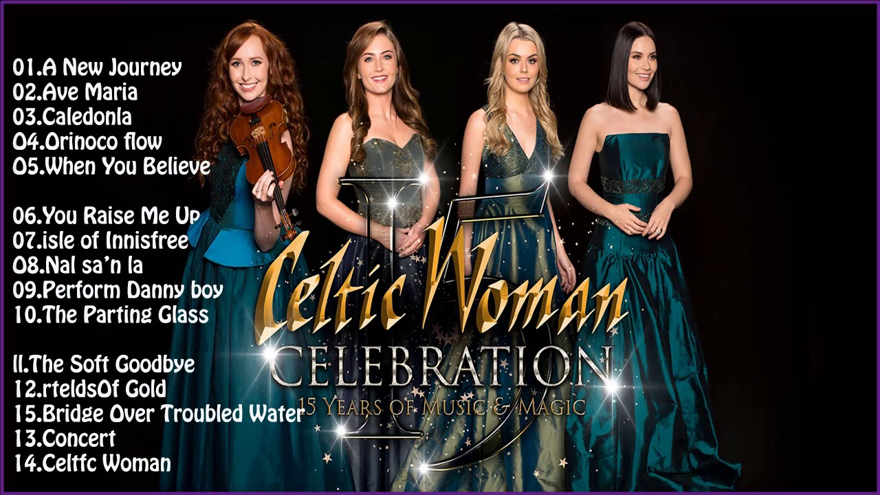 Celtic Woman Greatest Hits_The Best Of Celtic Woman