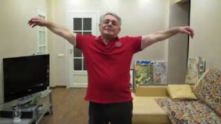 Хасай Алиев. Снять страх, стресс. Часть Метода Ключ - Синхрогимнастика с Новой парадигмой внимания!