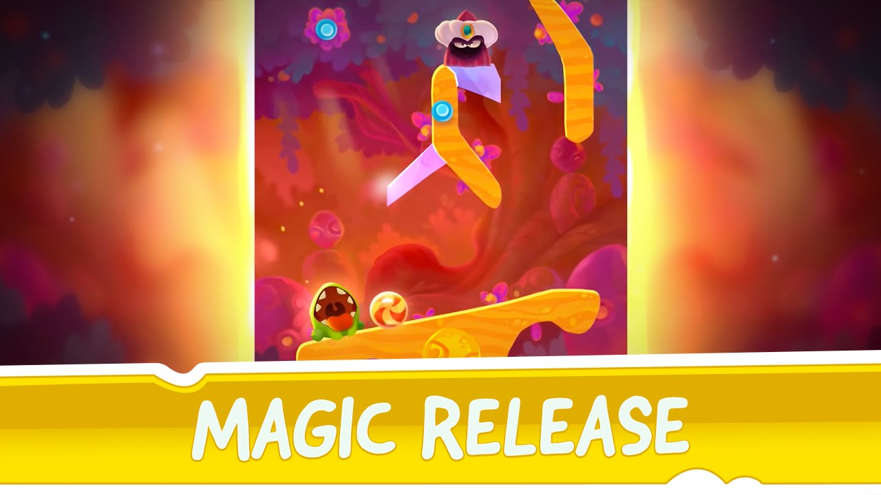 Cut the Rope: Magic Release Gameplay Trailer