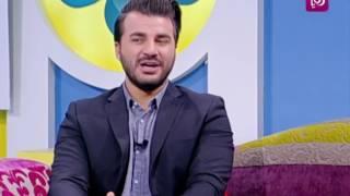أيمن عبد الله وفلاح الزعبي - جائزة بنك الاسكان