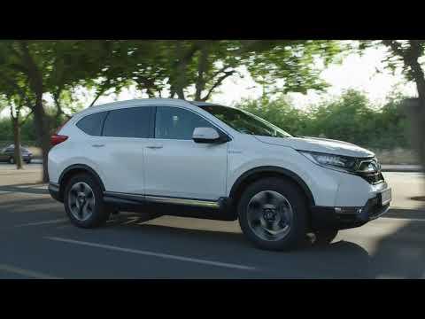 2019 Honda CR-V Hybrid Film