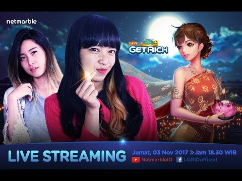 Let's Get Rich Live Streaming #81