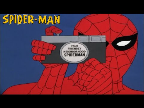 Dessin anim l 39 araign e spider man youtube - Dessins animes spiderman ...