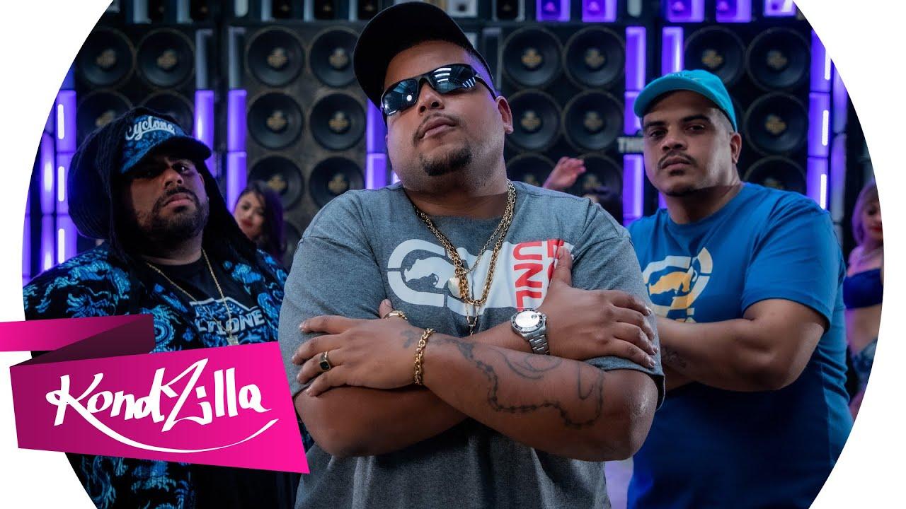 MC Buret, DJ Buiu e DJ LD - Malandrona (KondZilla)