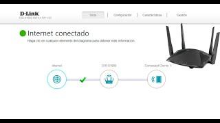 D-Link DIR-X1860: Review del firmware con WPA3-Personal y VPN