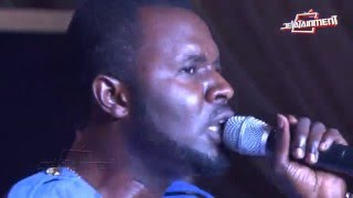 Ernest Opoku worships @ MTN Choralfest 2016