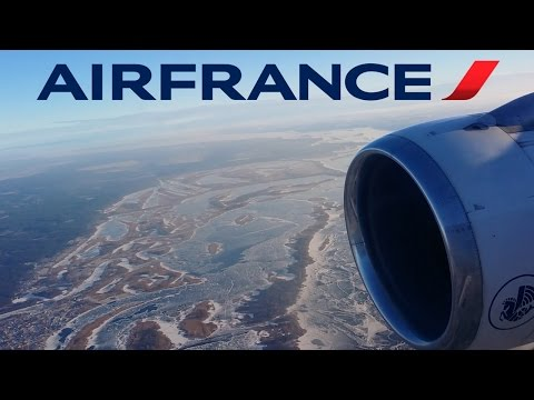 FLIGHT REPORT / AIR FRANCE A319 / PARIS - KIEV + BUSINESS LOUNGE