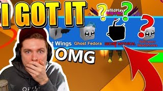 I GOT THESE SECRET HALLOWEEN ITEMS IN ROBLOX MINING SIMULATOR!