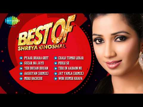 Best of Shreya Ghoshal | Melody Queen of Bollywood | Bollywood Hindi Songs