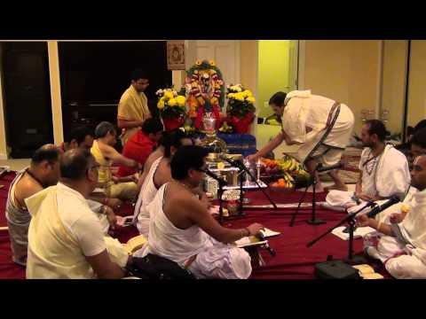 Rudra Ghana Parayanam Part1