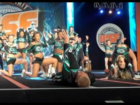 Cheer Extreme C4 Day 1 WSF 2017