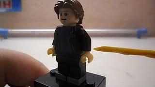 Lego Boy сделал Lego Boy,я !/Обзор кастомной фигурки .