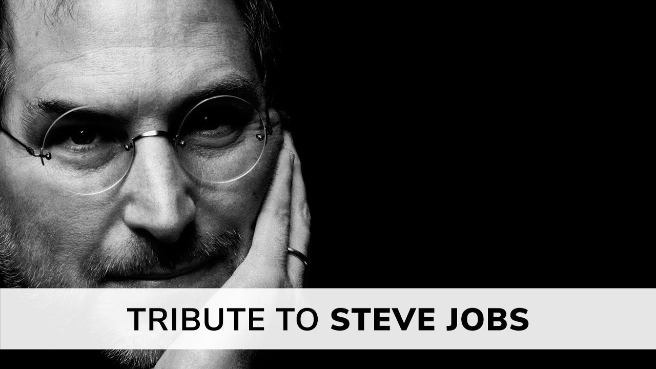 steve jobs tribute speech Tribute speech to steve jobs steve jobs was like the thomas edison, alexander graham bell and the albert einstein of our time he not only innovated personal computing, but personal media and communication, itunes which became one of the most popular music and video retailers and pixar.
