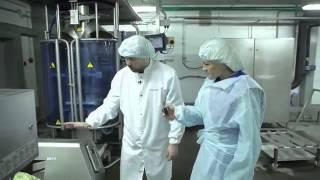 Производство салатов для Mc'Donalds на Белая Дача в Елабуге