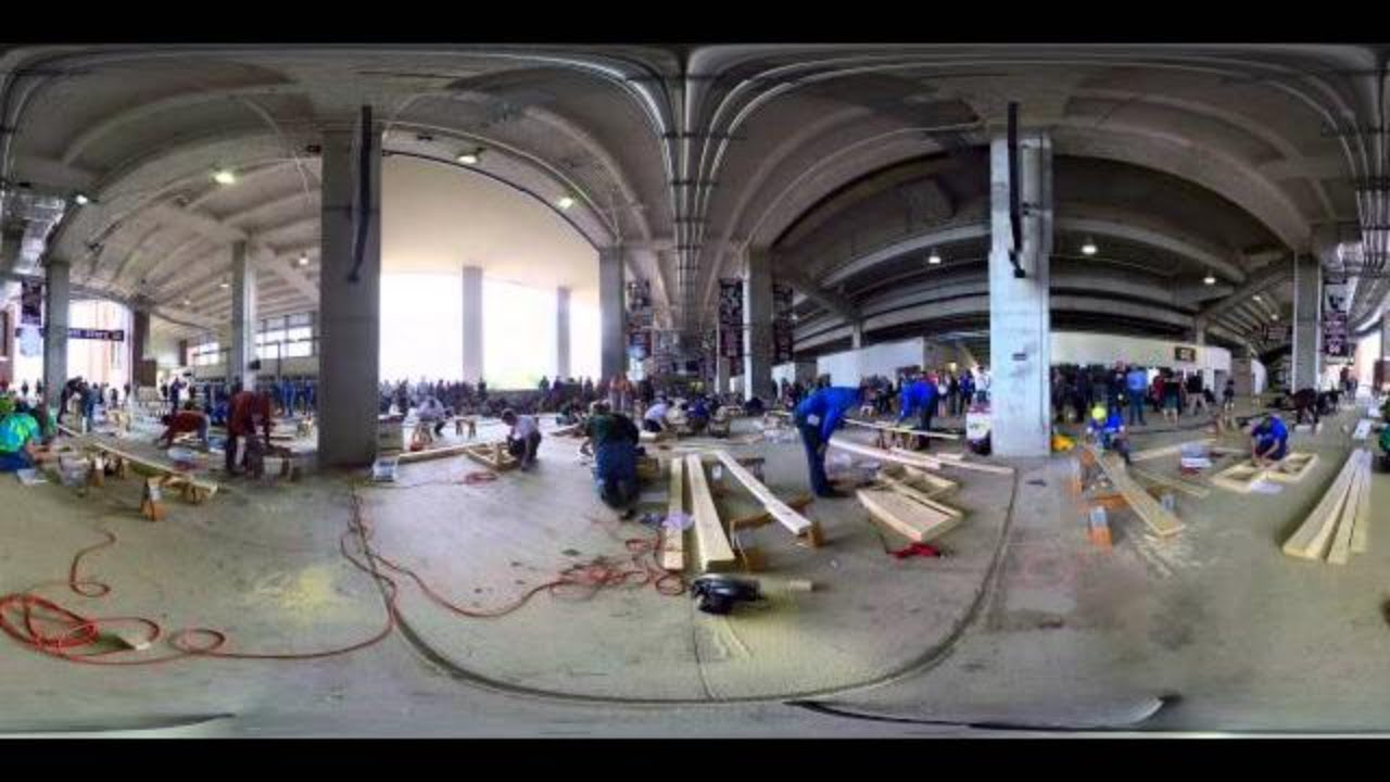 360 Vr  Nalp Wood Construction Event 2016