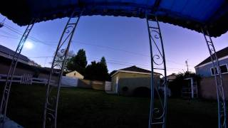 First Time-lapse With Diy Slider