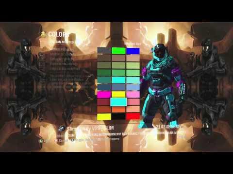 Halo Reach: Modded Main Menu Update
