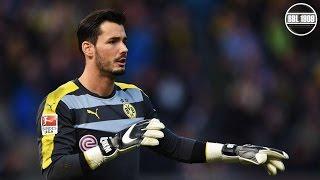 Roman Bürki - Borussia Dortmund - Saves & Skills | 2015/16