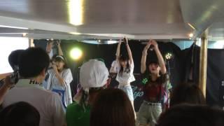 2016年8月20日No 88 「EDMくるーず⚓ in 夏クル2016 」@横浜海上