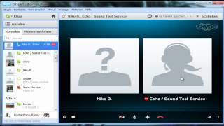 Tutorial #1 Skype [German/HD]