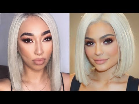KYLIE JENNER SIGNATURE MAKEUP TUTORIAL - TIPS AND TRICKS | LLETITIA ONLINE