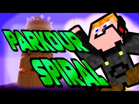 Minecraft - Parkour Spiral [EGY JÓ KIS PARKOUR MAP!]