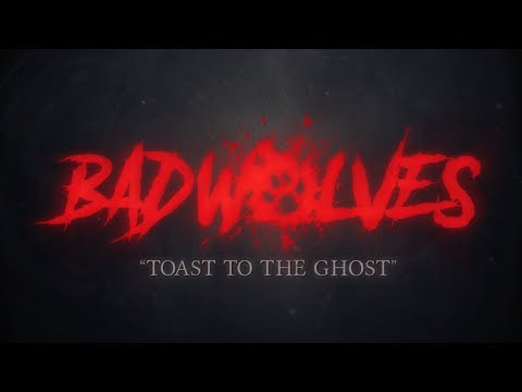 Cover Lagu Bad Wolves - Toast to the Ghost (Lyric Video) STAFABAND