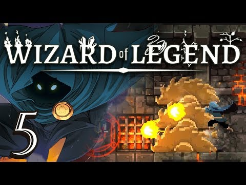 CURSED ITEMS! - Wizard Of Legend - #5