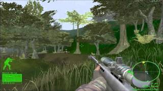 Delta Force Black Hawk Down: Team Sabre Colombia Campaign Mission 4