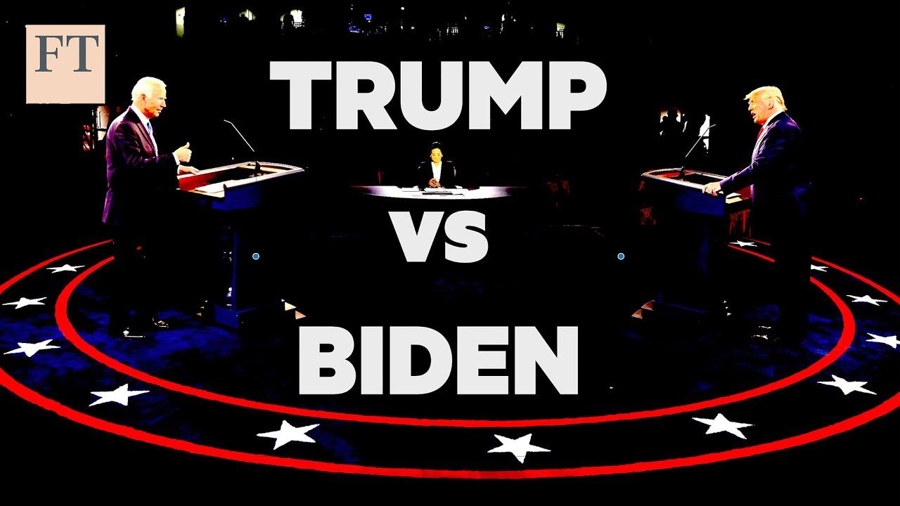 Trump vs Biden: who won the presidential debate?   DC Diary