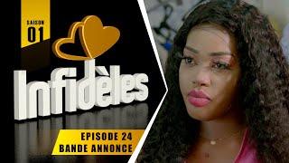 INFIDELES - Saison 1 - Episode 24 : la bande annonce