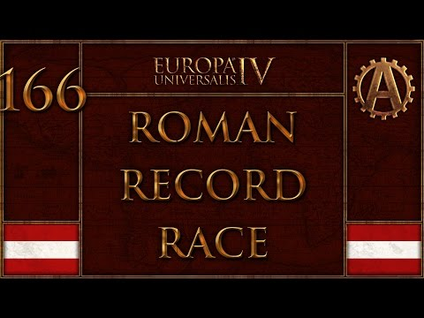 EUIV The Holy Roman Record Race 166