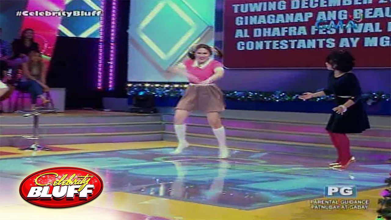 Celebrity Bluff: Humpy contestants