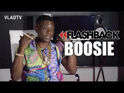 Boosie: I Dont Believe R Kellys Accusers (Flashback)