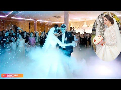 ТАНЕЦ МОЛОДЫХ! Цыганская свадьба Яна и Лены, часть 10