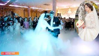 Цыганская свадьба Яна и Лены. ТАНЕЦ МОЛОДЫХ