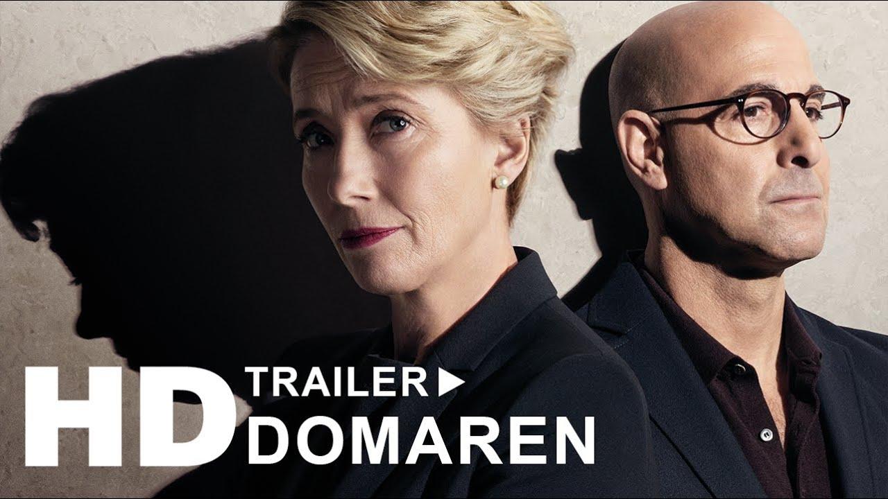 Domaren officiell trailer HD 2018   svenska undertexter