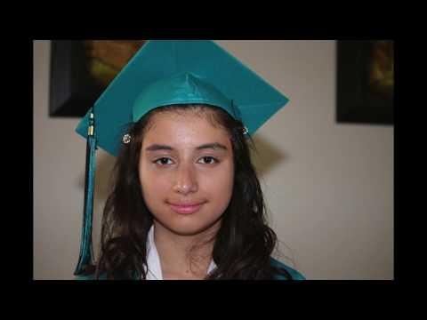 Mendota Junior High School Graduation 2016