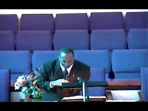 Pastor Bruce Cohen