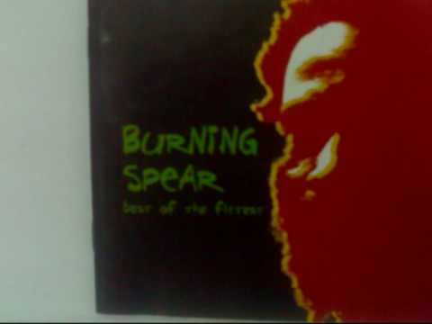 BURNING SPEAR Our Music