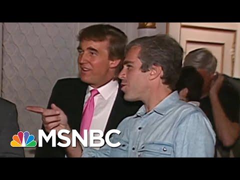 President Donald Trump's One-Time Party Pal, Jeffrey Epstein, Denied Bail | Deadline | MSNBC