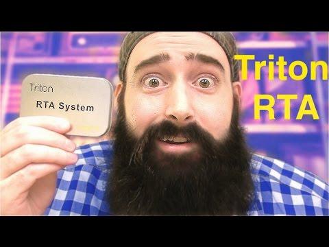 Aspire Triton RTA Section!