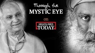 Pandit Jasraj with Sadhguru | Through the Mystic Eye