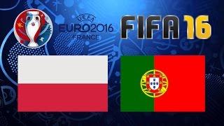 POLSKA - PORTUGALIA | FIFA 16 - PROGNOSTYK MECZU