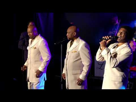 "Landau Eugene Murphy Jr. and Leonard, Coleman & Blunt singing ""My Girl"