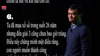 9 bài học tỷ phú Jack Ma dạy con