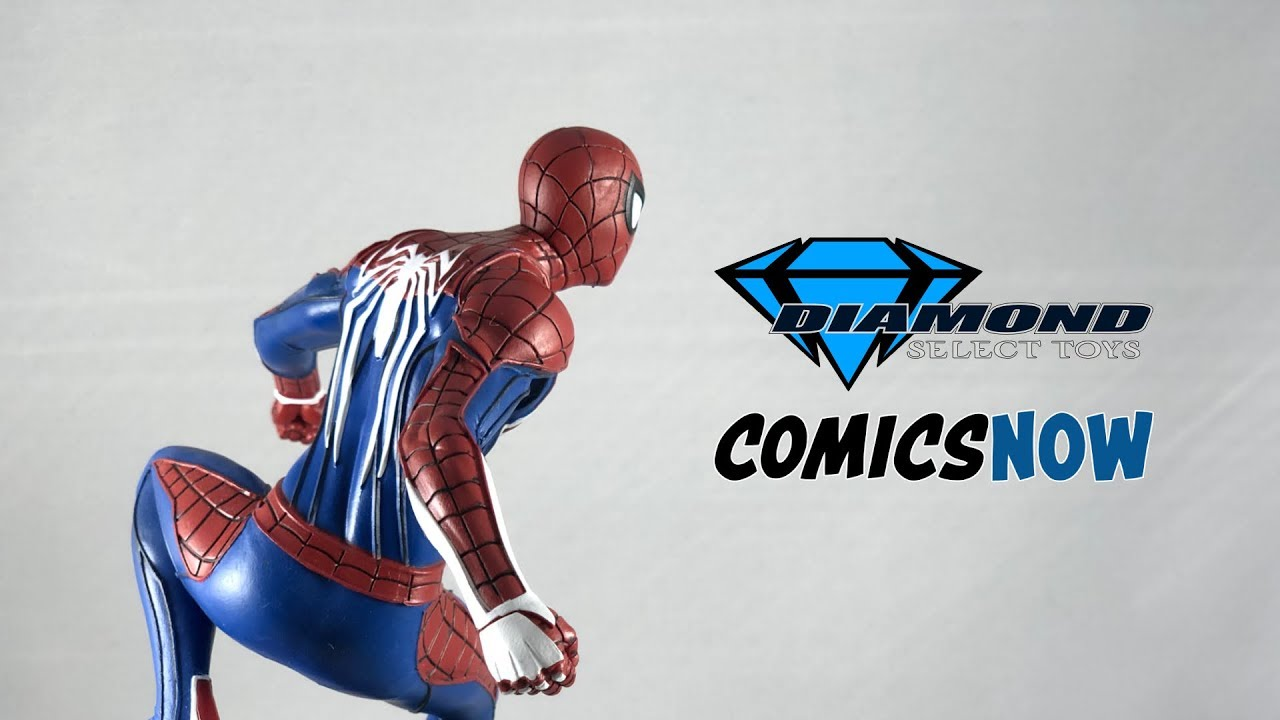 Diamond Select Toys Marvel Spider Man PVC Figure