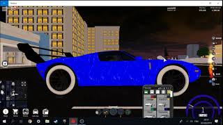 Vehicle Simulator ROBLOX | I present to you my cars